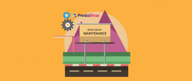 under-maintenance-prestashop