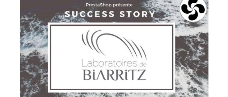 success story PrestaShop Laboratoires de Biarritz