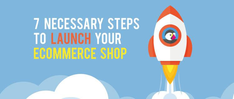 Launch your ecommerce shop