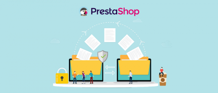 How can I migrate my PrestaShop store to a new server?